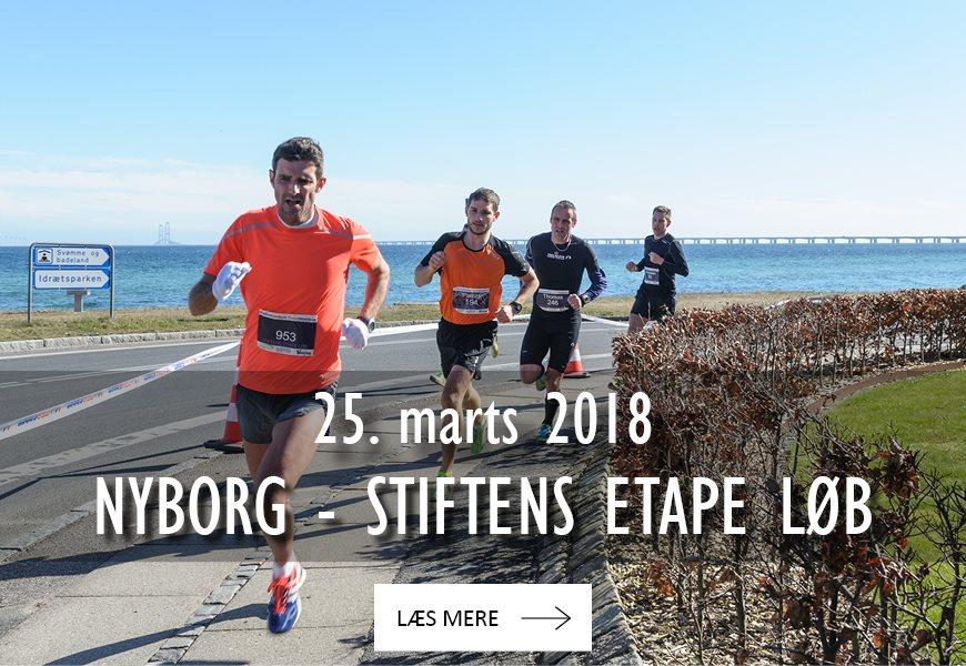 Stiftens Etape LØB - Nyborg