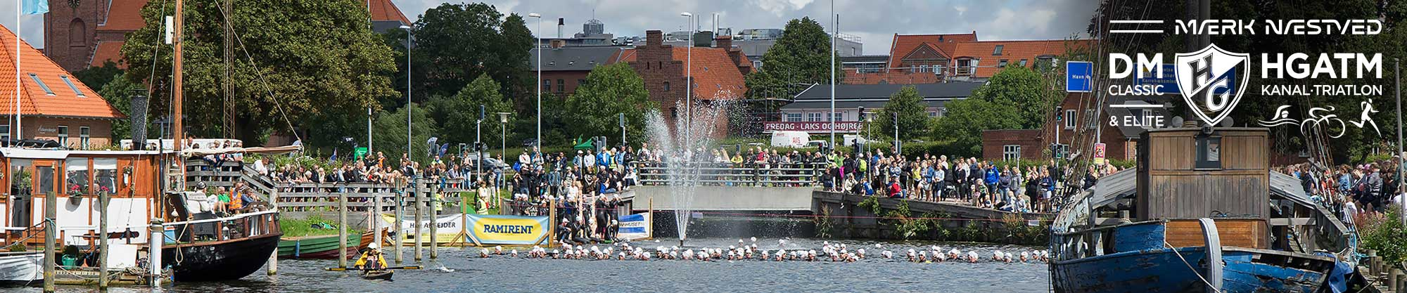 MÆRK NÆSTVED Kanal Triathlon DM CLASSIC