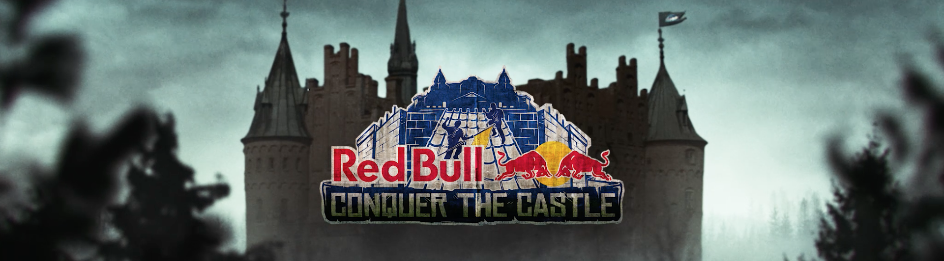 Red Bull Conquer The Castle