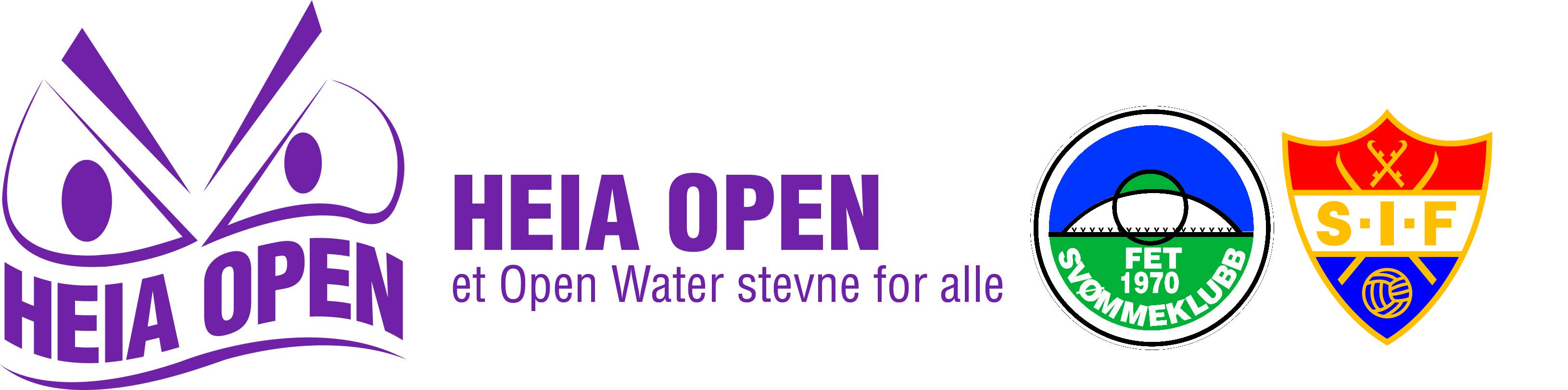 Heia Open Water 2020